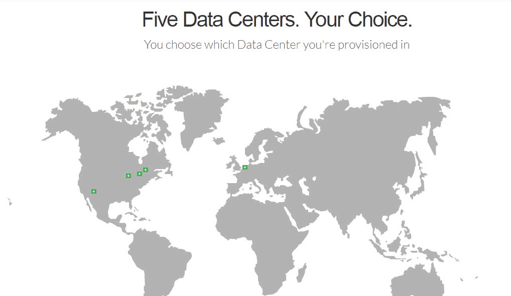 greengeeks data centers