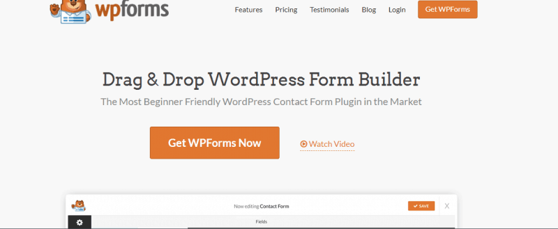WPForms Review: The #1 Rated WordPress Form Builder Plugin?