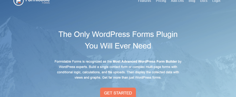 Formidable Forms Review: Create Professional Forms Inside WordPress!