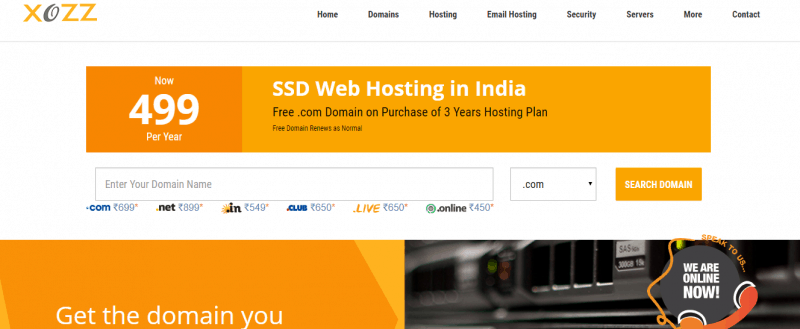Xozz Review: Cheap, Faster Web Hosting For Beginners!