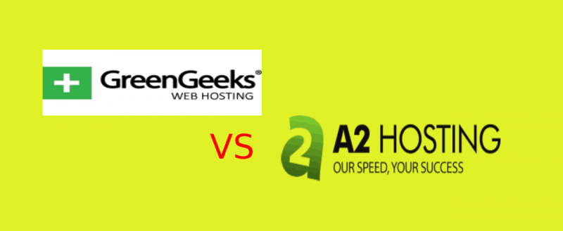 GreenGeeks vs A2 Hosting: We Have a Clear Winner For You!
