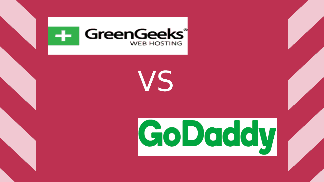 GreenGeeks vs godaddy
