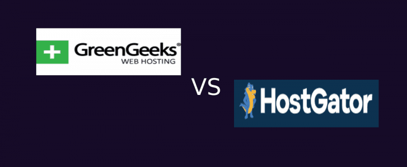 GreenGeeks vs HostGator: Which One's The Best WordPress Hosting?