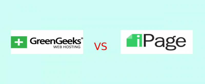GreenGeeks vs iPage: iPage Good or Stick With GreenGeeks?
