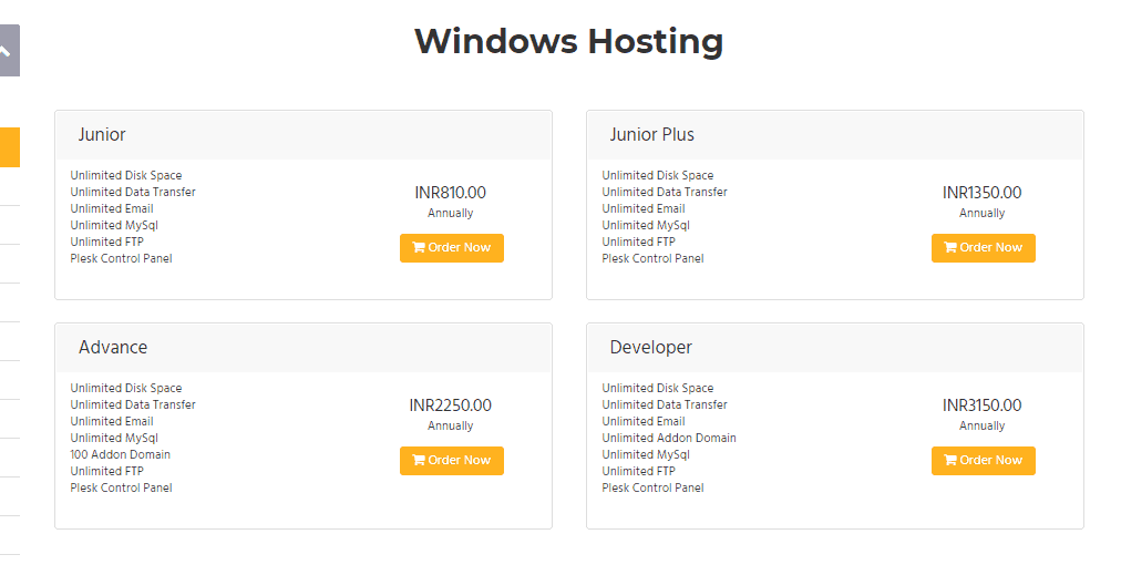 xozz.in windows hosting