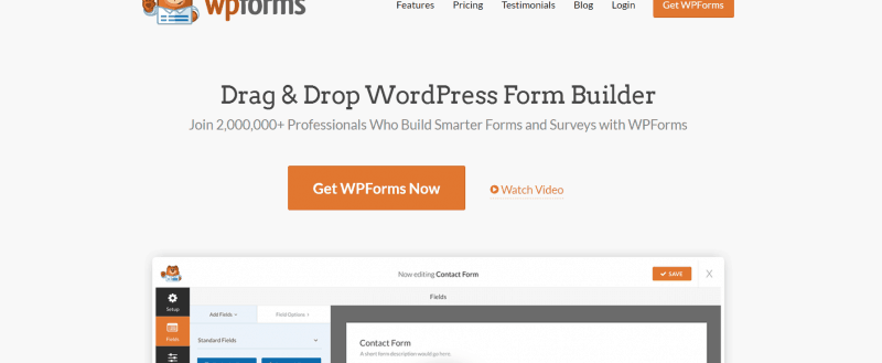 How To Create a File Upload Form Using WPForms