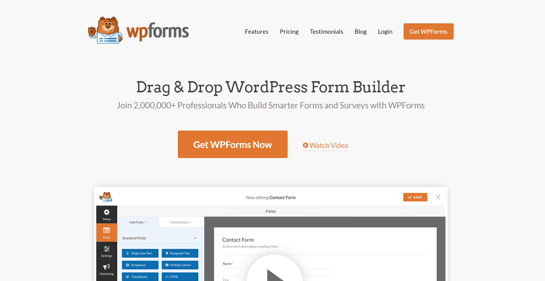 Create a File Upload Form Using WPForms