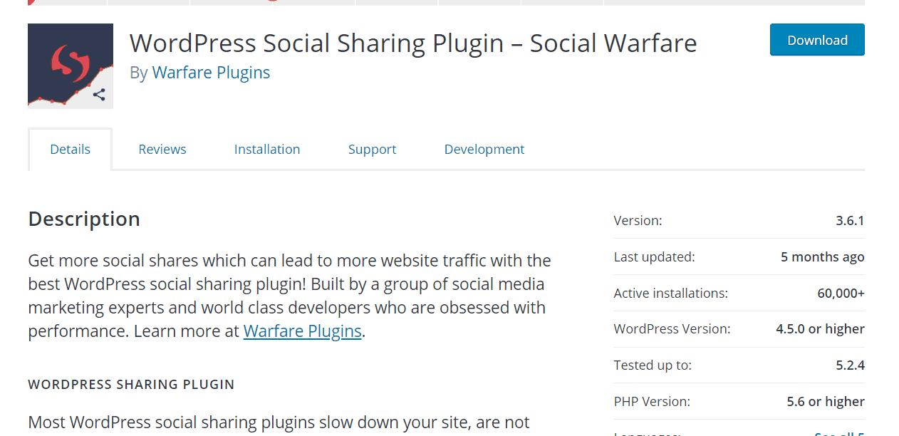 social warfare lite