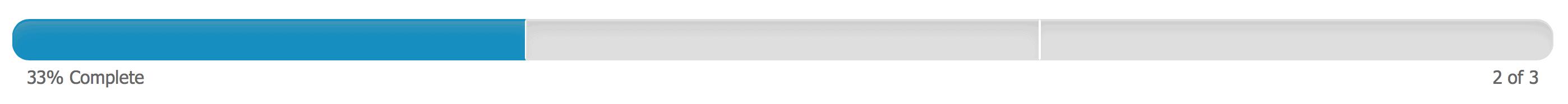 default progress bar